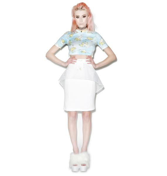 Joyrich Angel Tube Skirt