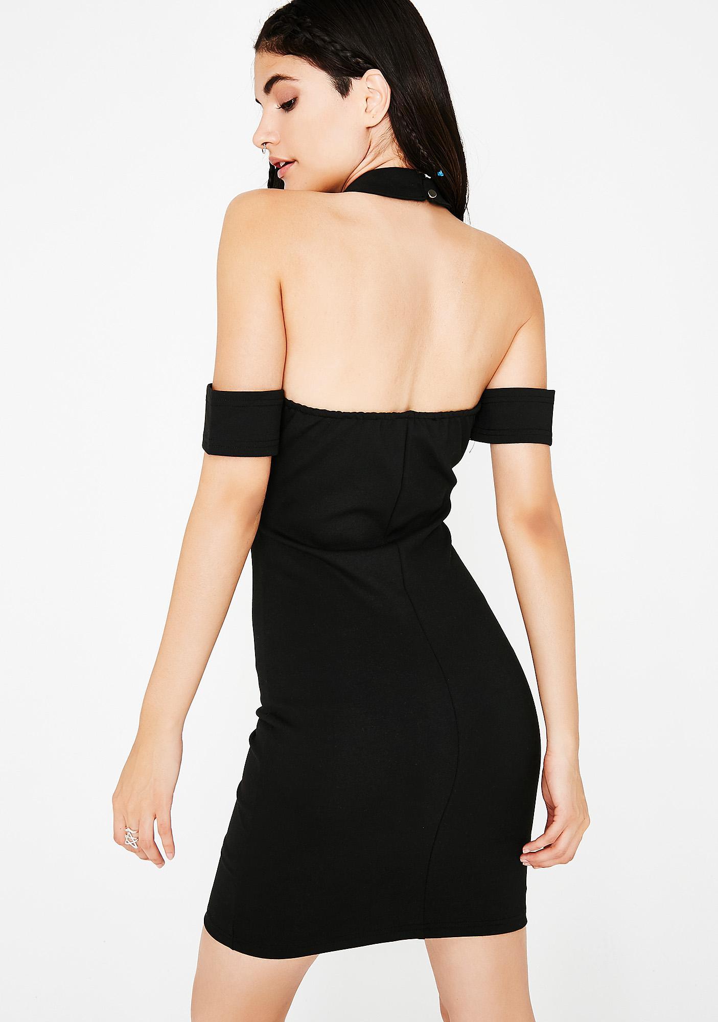 Flauntin' It Mini Dress
