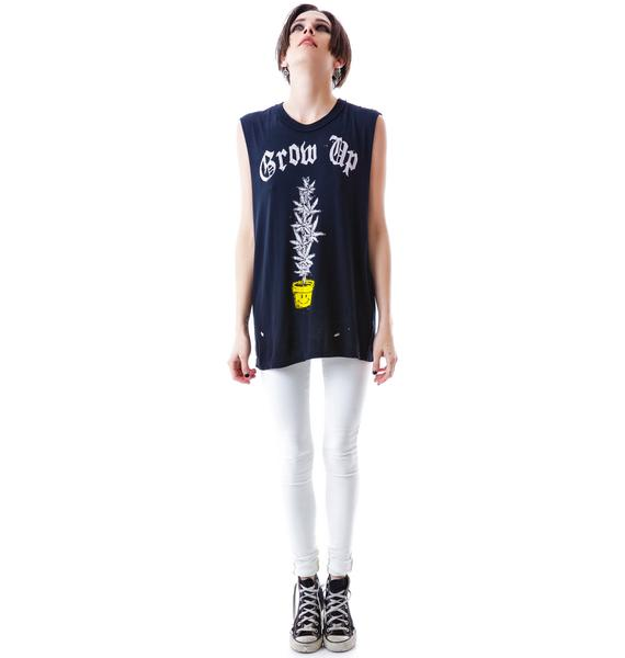 UNIF Grow Up Sleeveless Tee