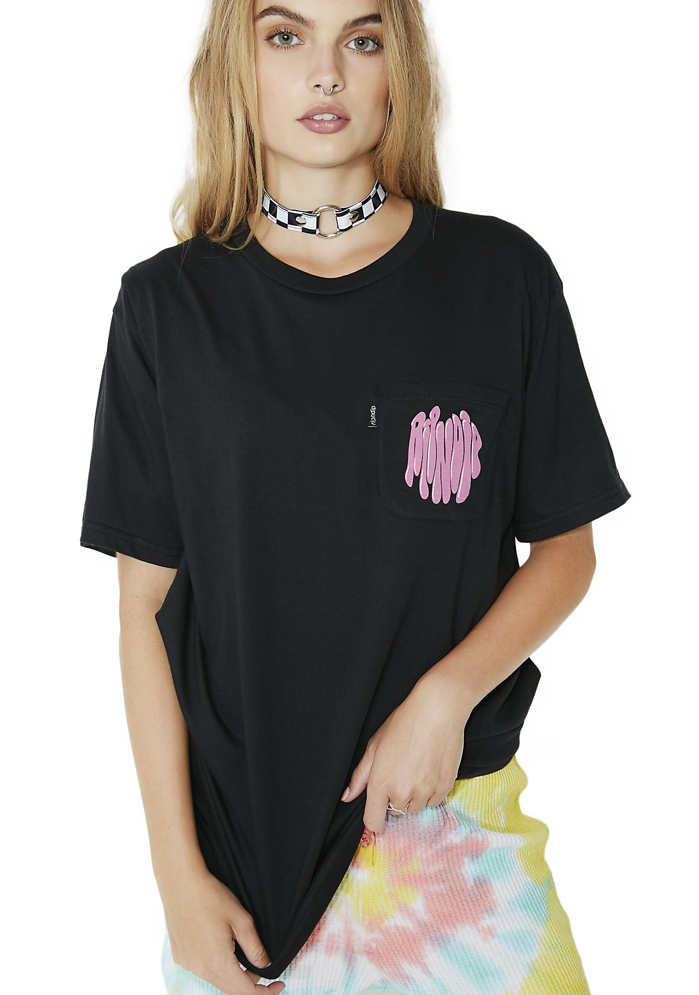 RIPNDIP Ring Around The Nermal Tee