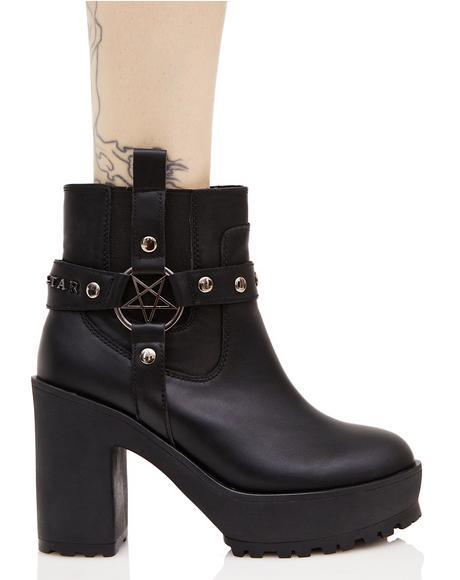 Winona Western Boots