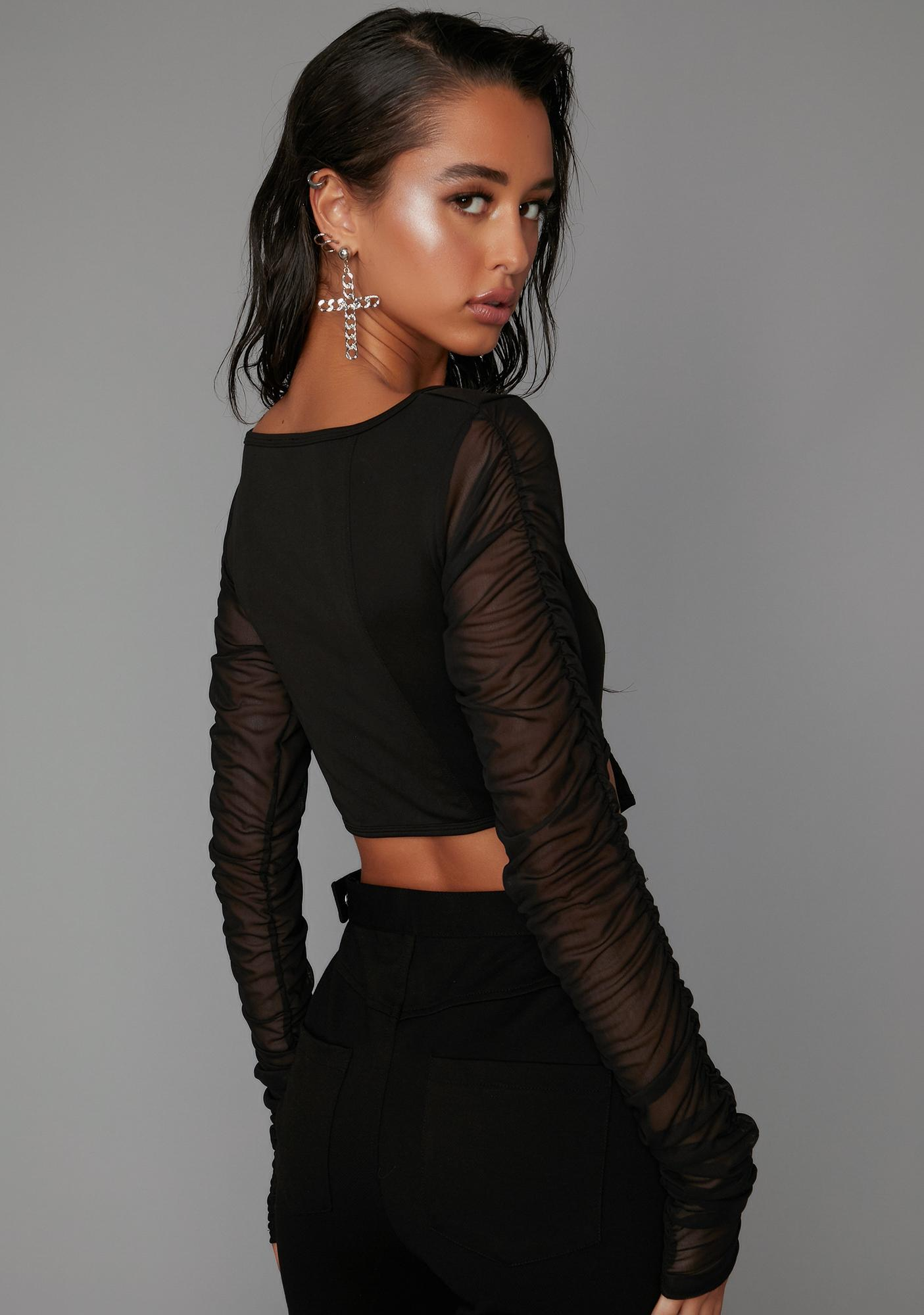 Poster Grl The Definition Corset Top