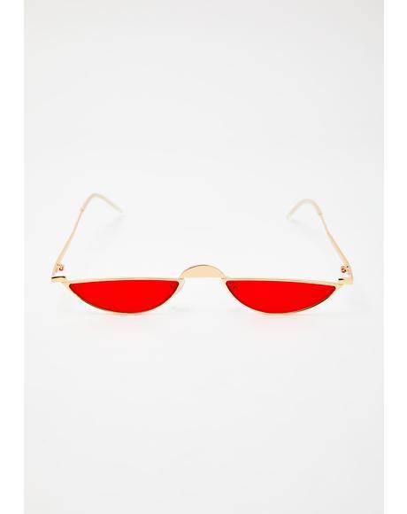 Fire World Class Sass Tiny Sunglasses