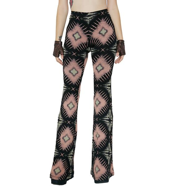 Lira Clothing Onyx Sasha Bell Pants