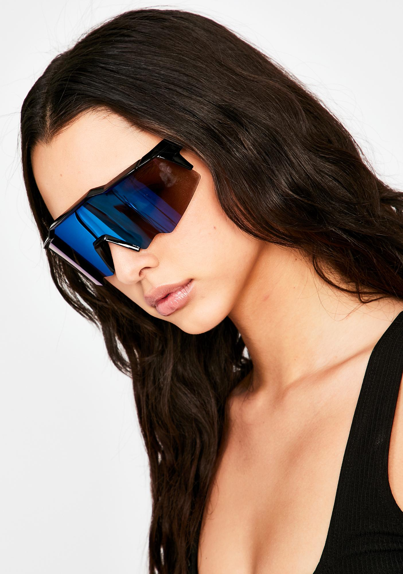 Shade Thrower Shield Sunglasses