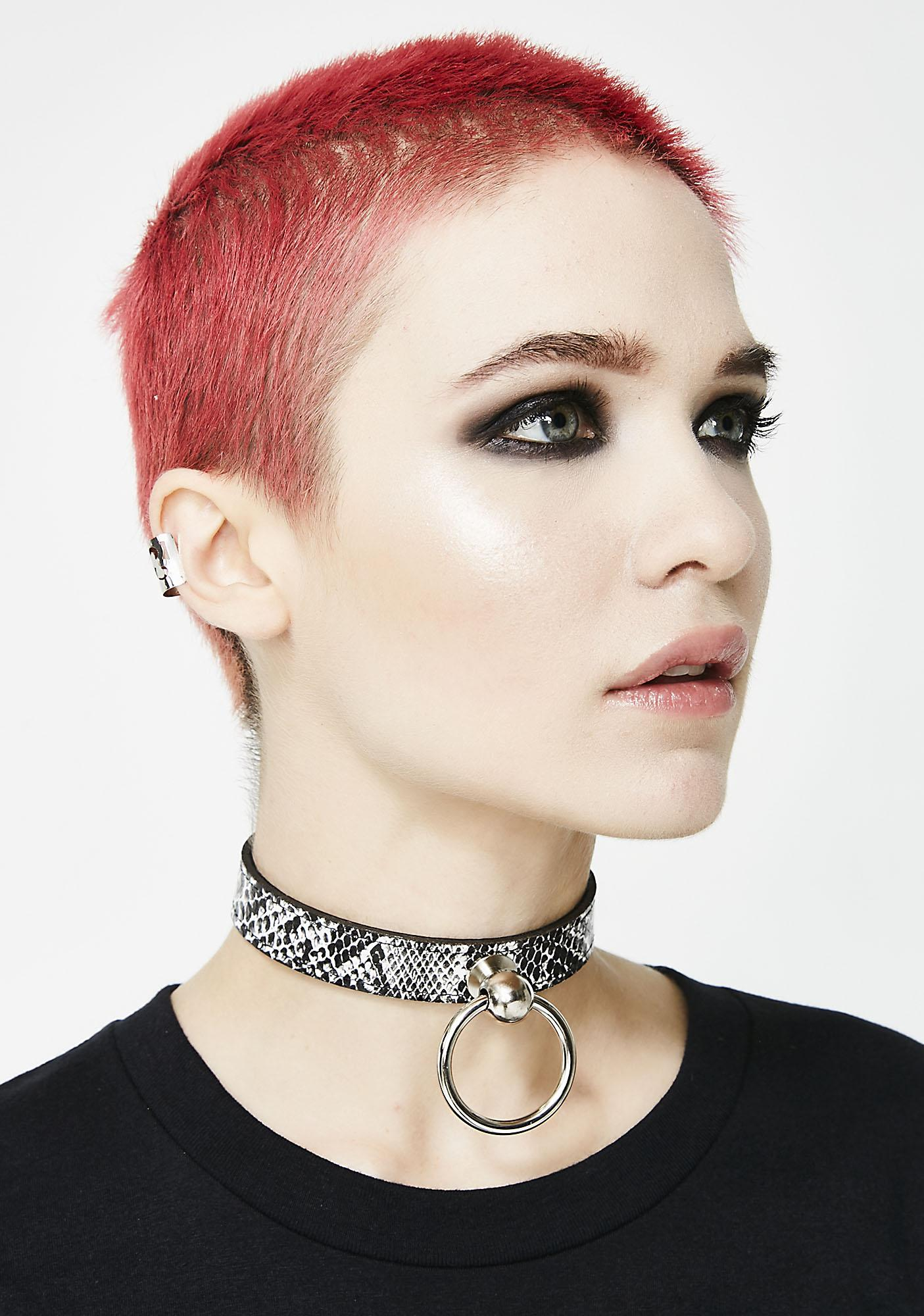 Ready To Strike O-Ring Choker