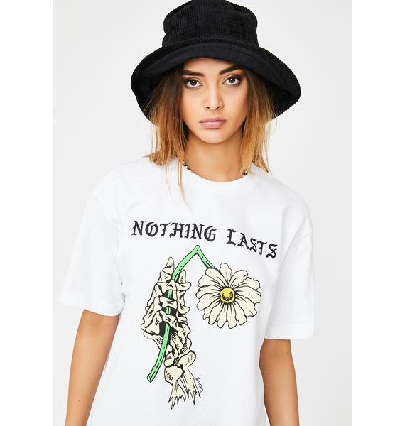 Boss Dog Nothing Lasts Graphic Tee