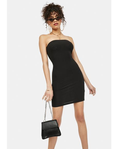 Give Me The World Bodycon Dress
