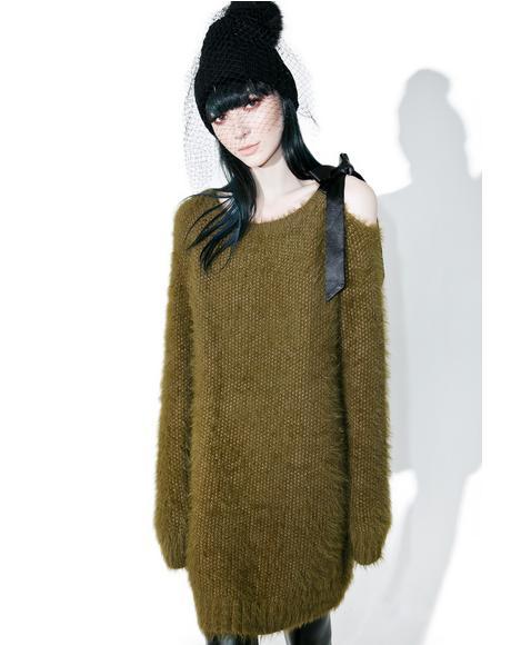 Pursuit Fuzzy Sweater