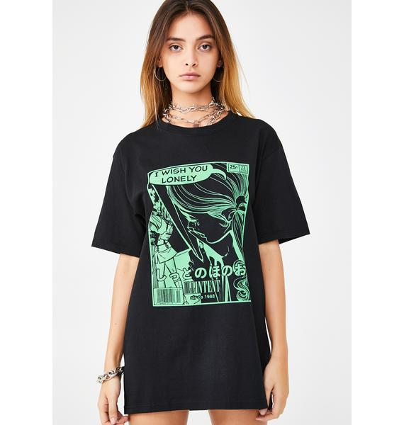 ILL INTENT Dank The Lonely Short Sleeve Tee
