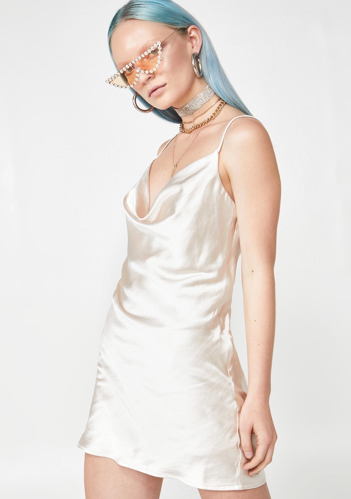 Hey Sexy Lady Slip Dress