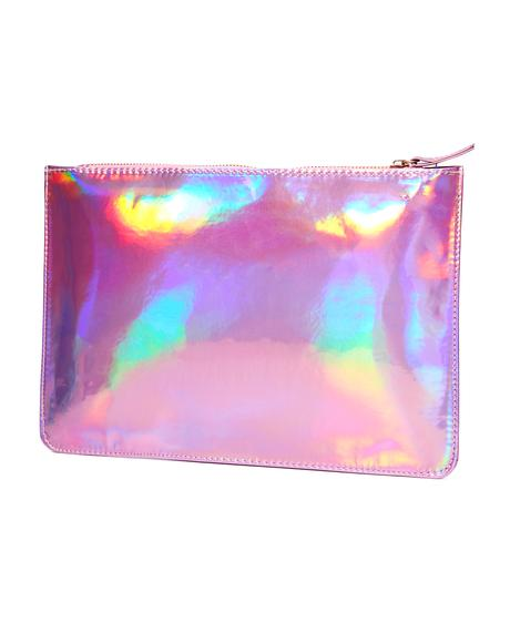 Dynasty Holographic Clutch