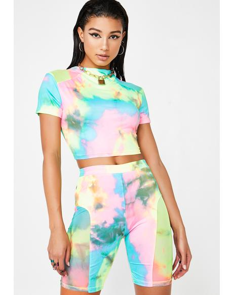 Trippy Candy Tie Dye Set