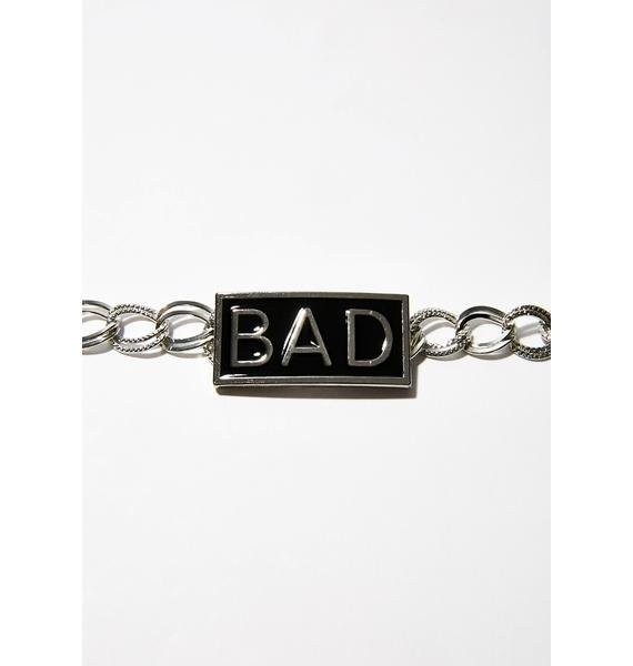 Real Me Chain Belt
