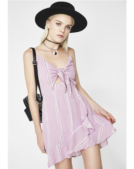 Lolita Baby Striped Dress