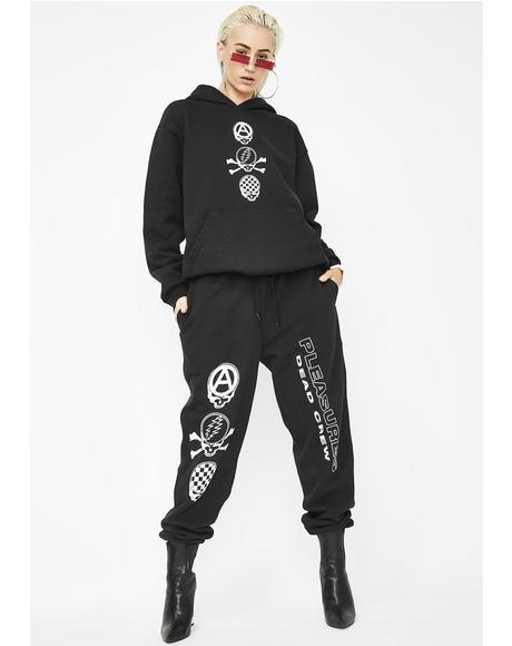 Ink Dead Crew Premium Sweatpants