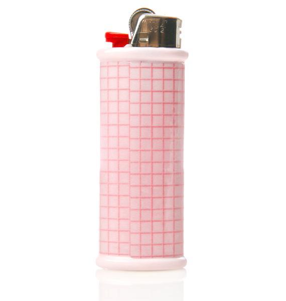 My Bubblegum Fantasy OMG Shut Up Lighter Case