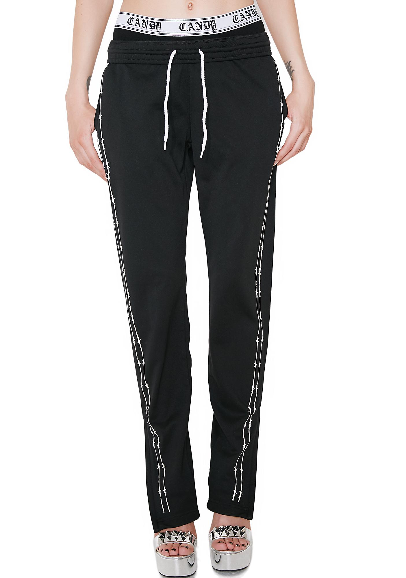 Civil Clothing On The Wire Track Pants