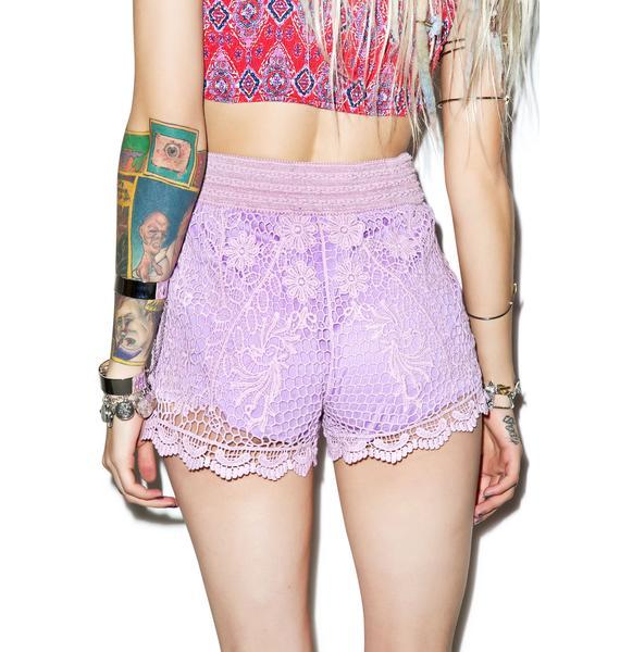 Rise of Dawn Summer Days Shorts