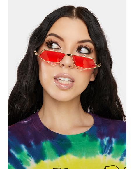 Double Time Flip Up Sunglasses
