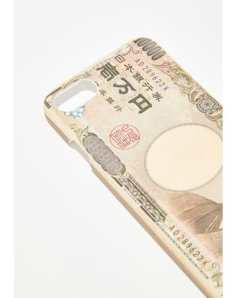 Japan Yen iPhone Case