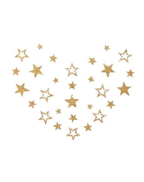 Star Glitter Freckles