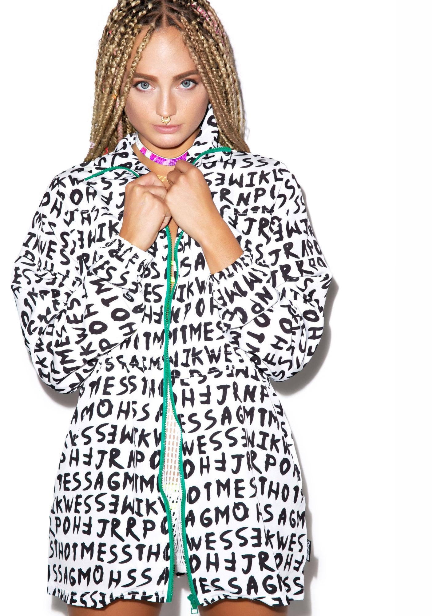 Hot!MeSS Allsorts Panel Jacket