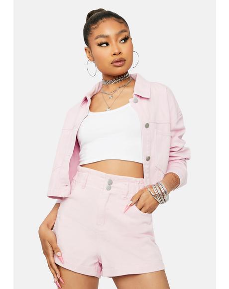 Buy Me Candy Denim Shorts