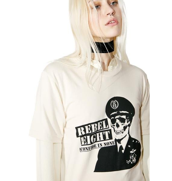 Rebel8 Confide In None Tee