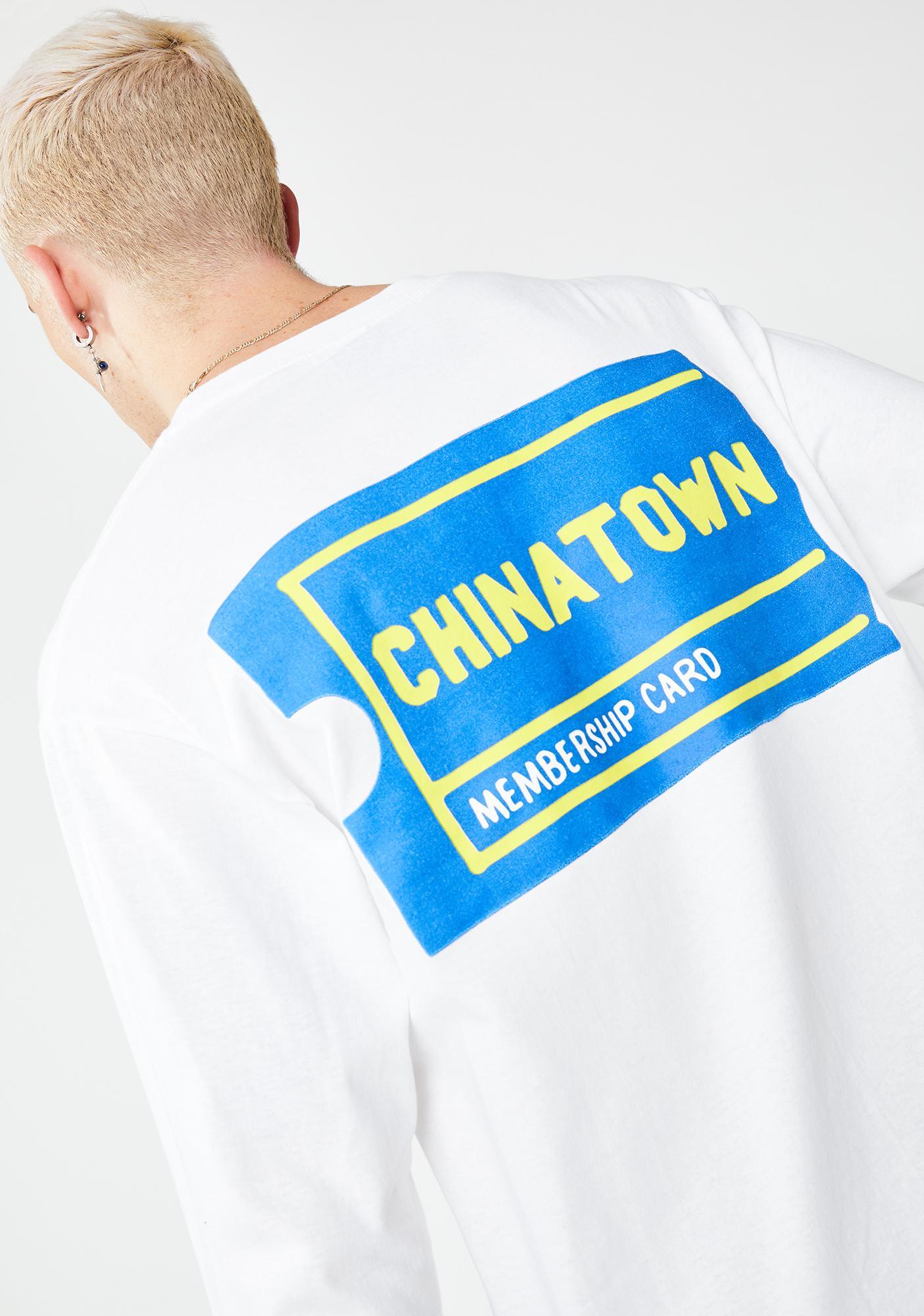 CHINATOWN MARKET Membership Graphic Tee