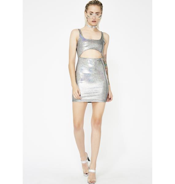 Under The Spotlight Cut Out Dress