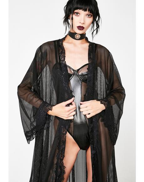 Vampy Visionz Kimono