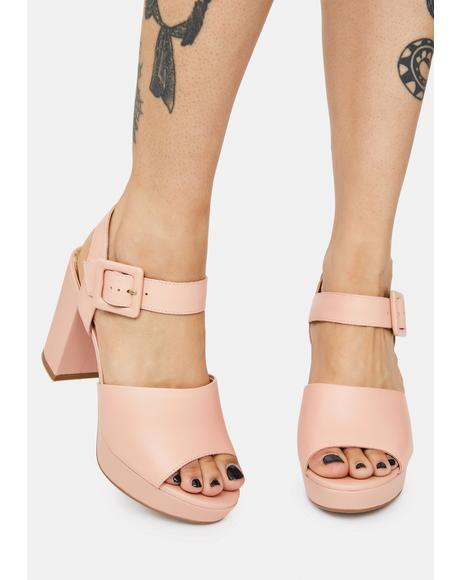 Sugar Rose Heels