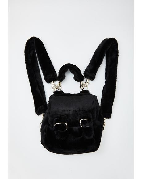 Purr Purr Mini Backpack