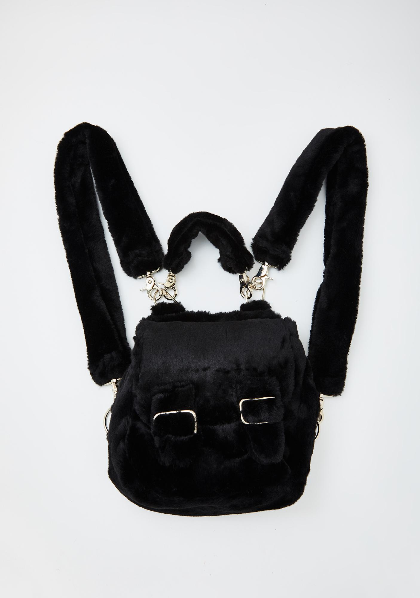 Strange Couture Purr Purr Mini Backpack