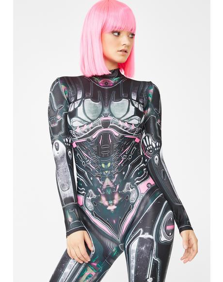 Bionic Costume