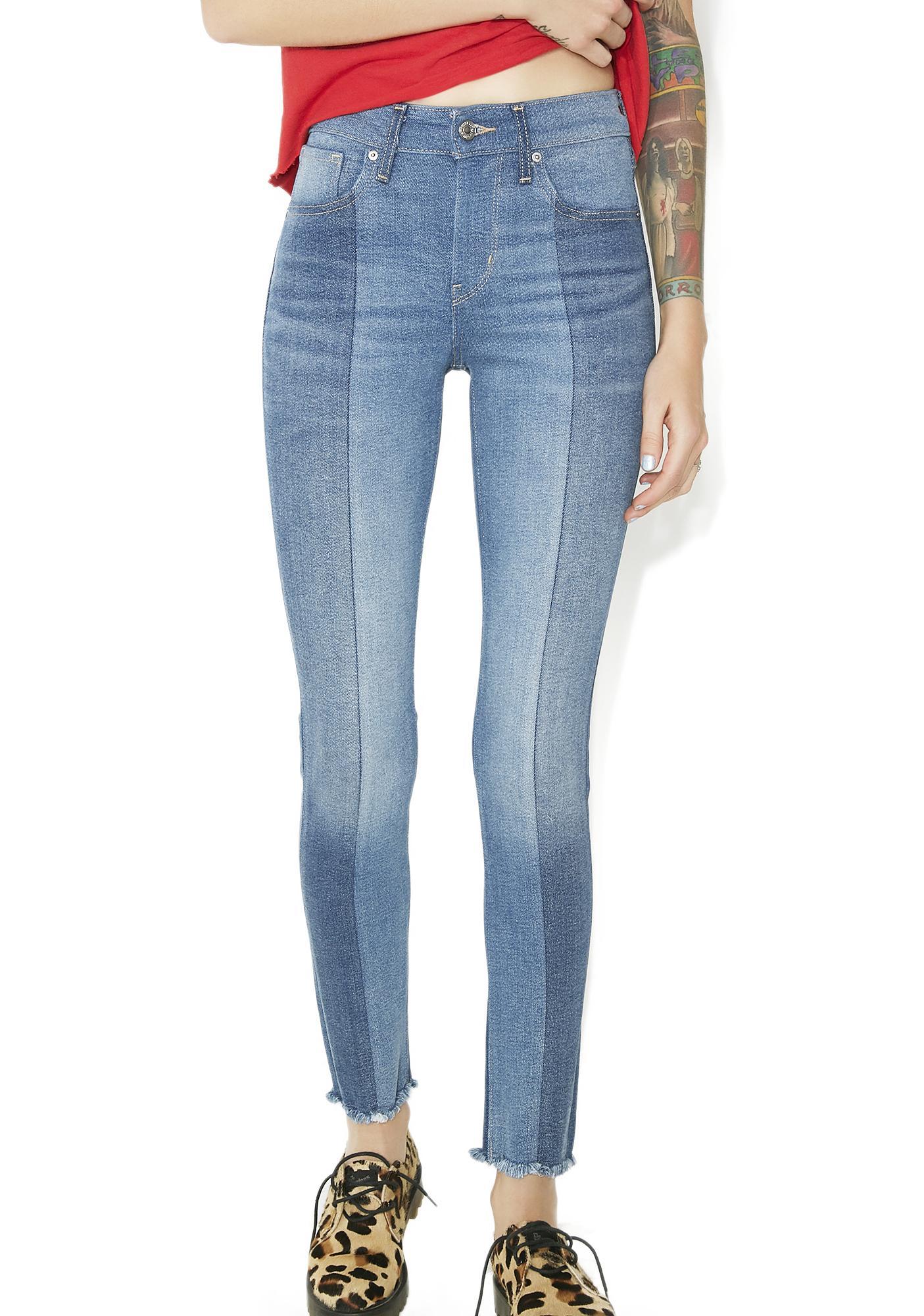 7aa5e2eddbb Levis 721 High Rise Skinny Jeans | Dolls Kill