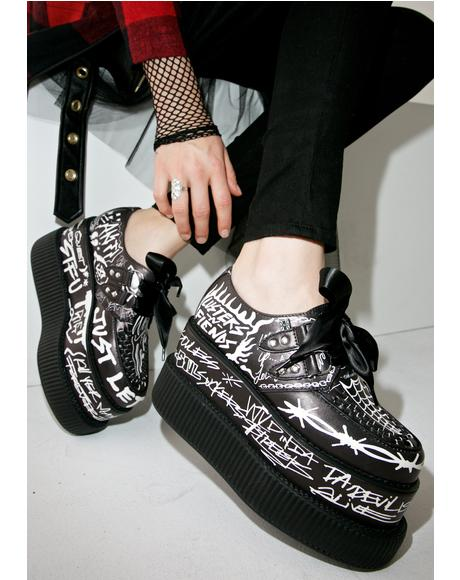Detention Platform Creepers