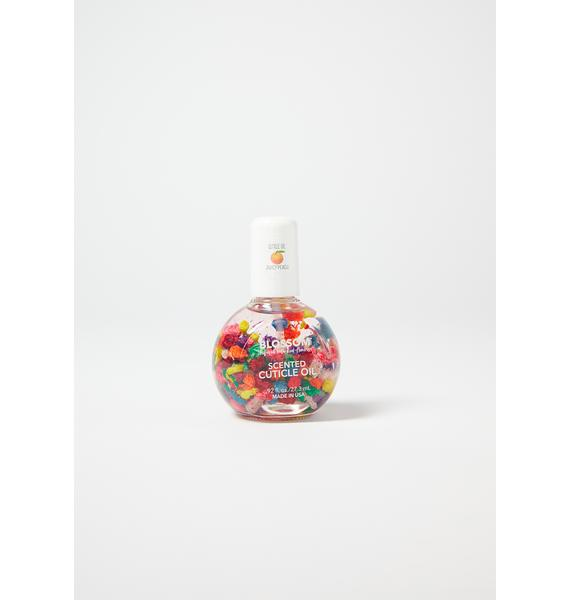 Blossom Juicy Peach Cuticle Oil