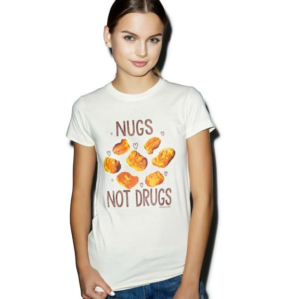 Nugs Not Drugs Tee