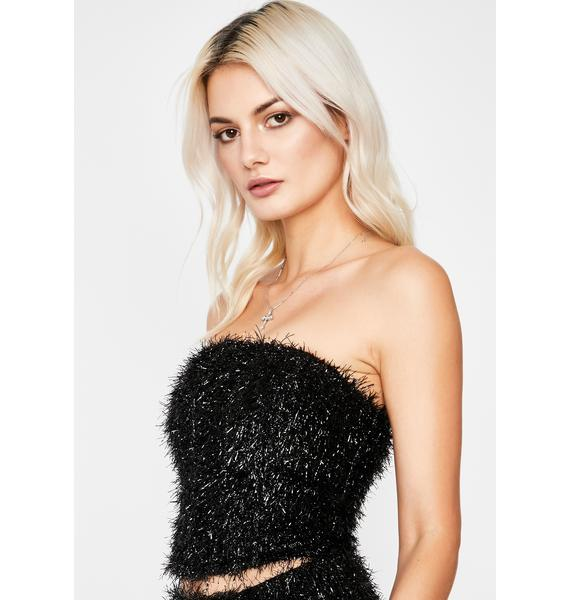 Dance All Night Fringe Corset