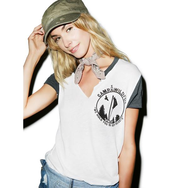 Wildfox Couture Camp Wildfox Woody Tee