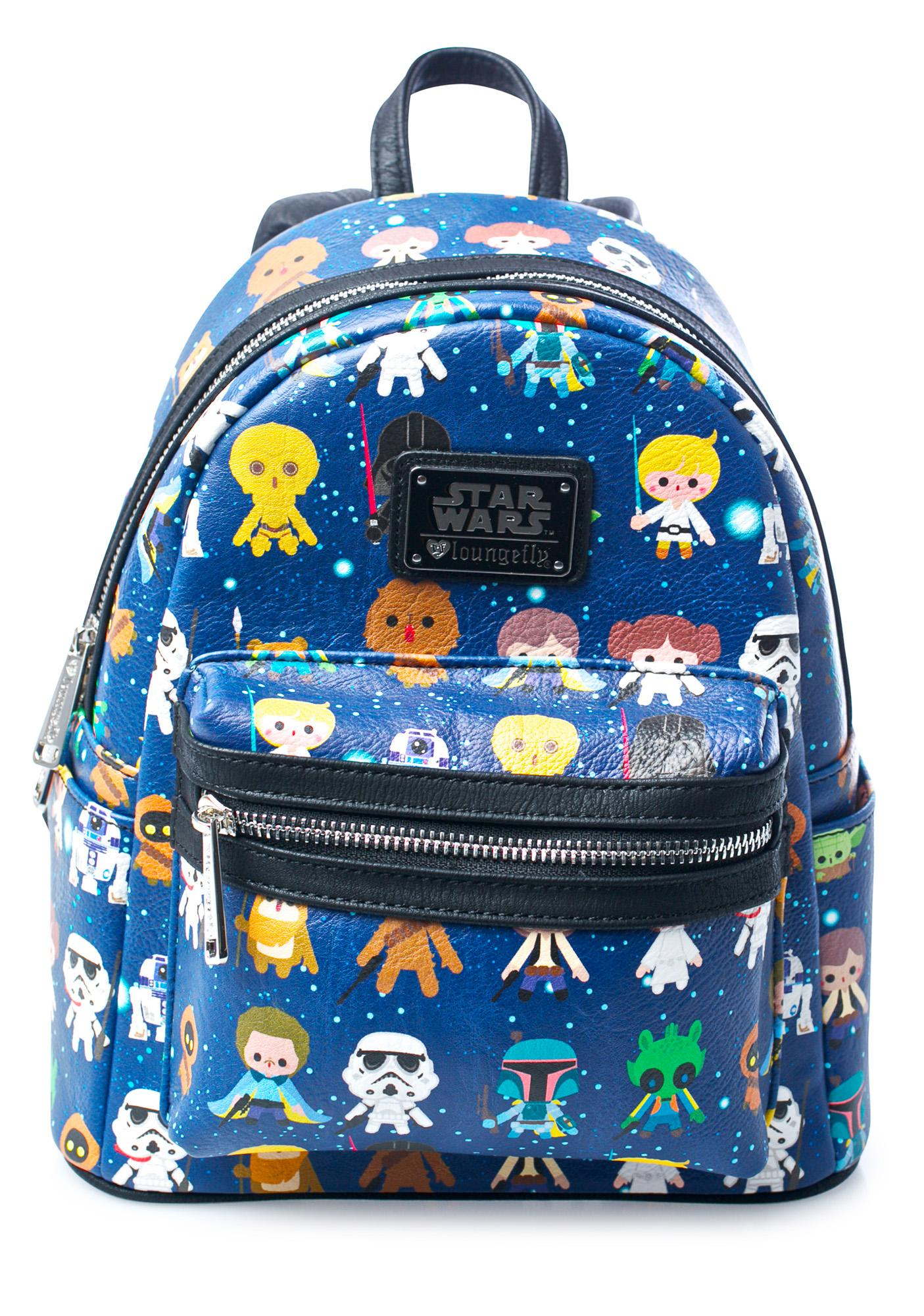 Loungefly Star Wars Backpack