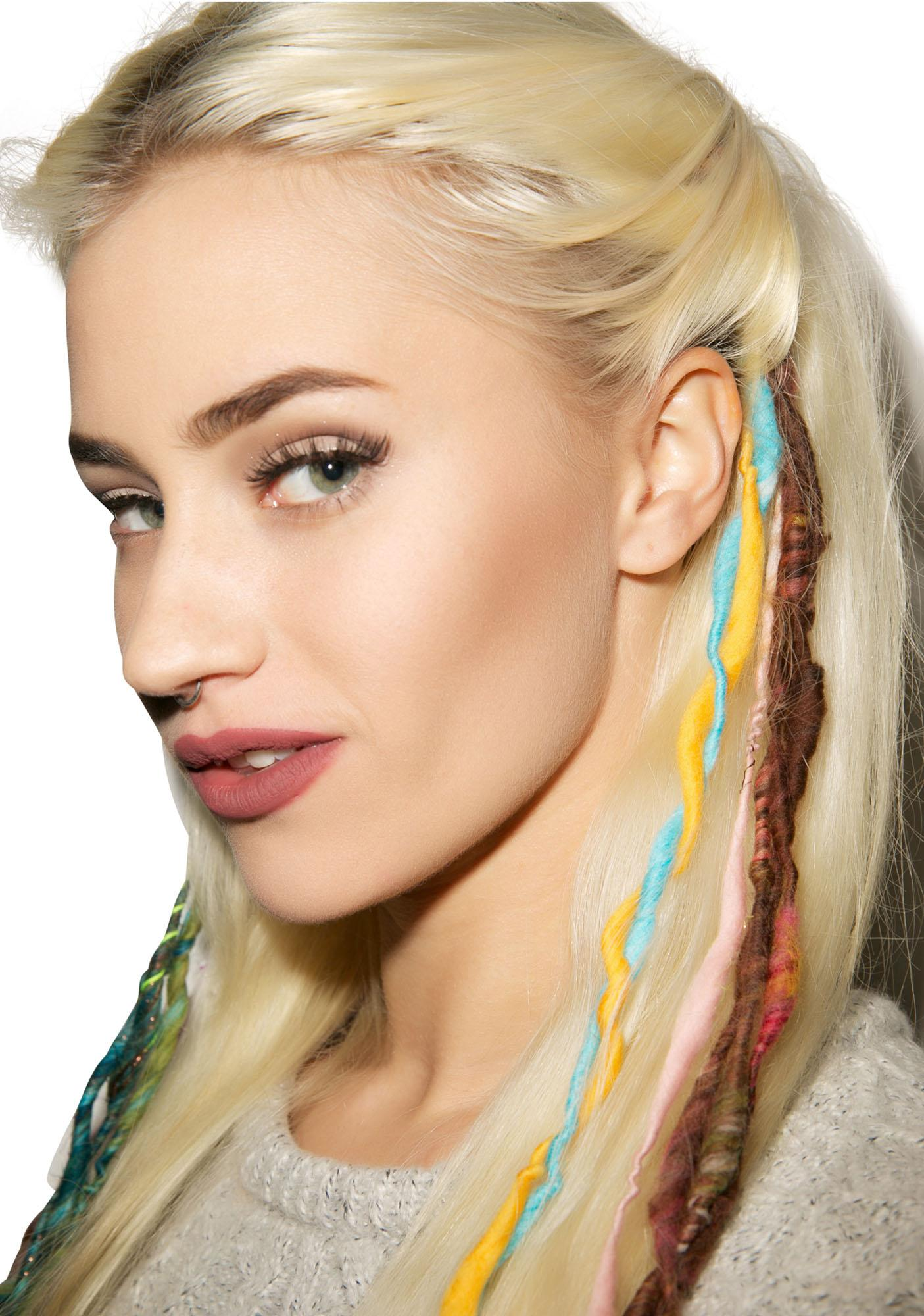 Boho Dance Hair Fall