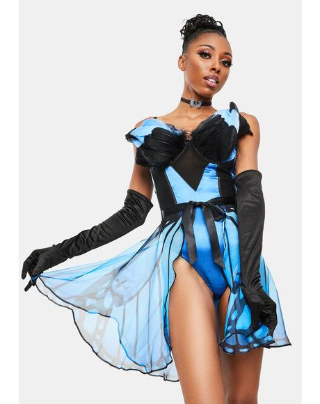 Soaring Beauty Butterfly Costume