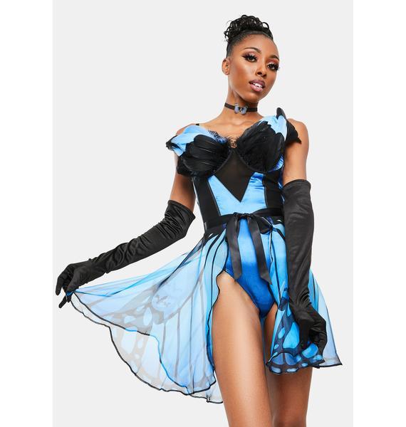 Dolls Kill Soaring Beauty Butterfly Costume