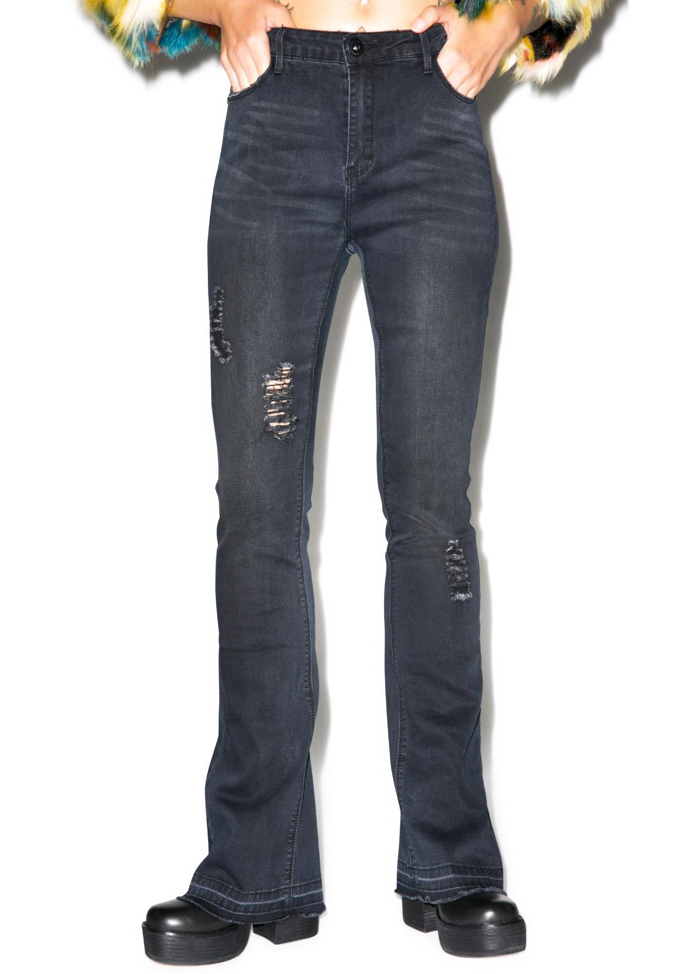 Glamorous Give The Boot Cut Jeans