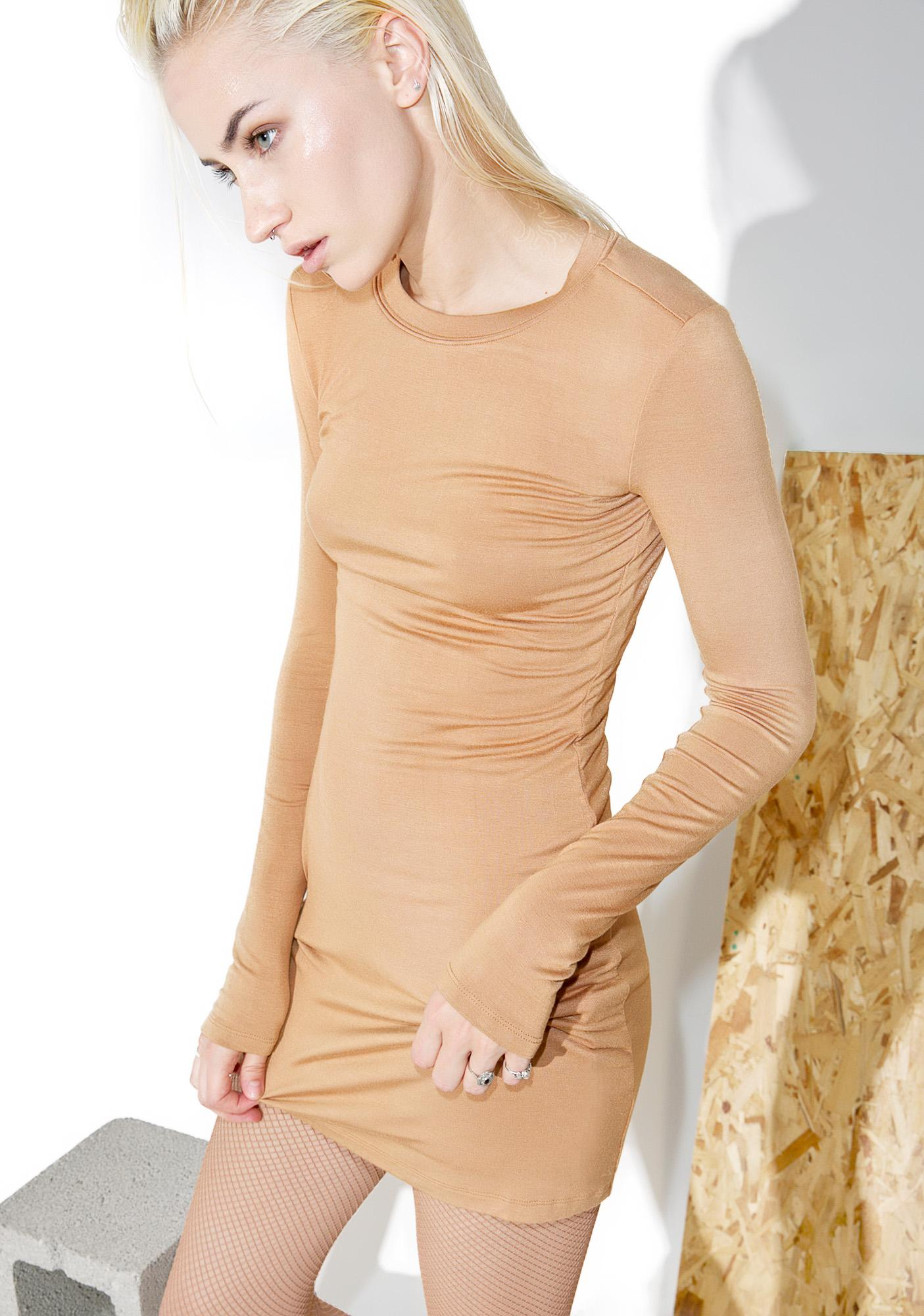 BLQ BASIQ Fools Rush In Dress