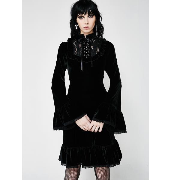 Killstar Mitsuyo Nu-Lolita Dress