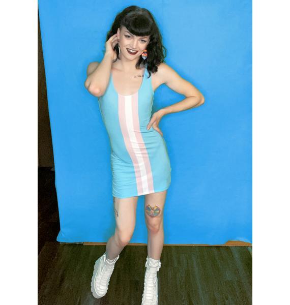Club Exx Born Beautiful Bodycon Dress